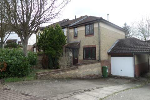 2 bedroom end of terrace house to rent - Shepperds Green, Shenley Church End