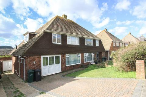 3 bedroom semi-detached house for sale - Swanborough Drive, Brighton