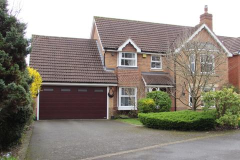 4 bedroom detached house for sale - Huntley Drive, Solihull
