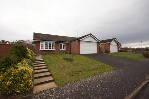 2 bedroom detached bungalow to rent - Windmill Drive, Audlem, Crewe