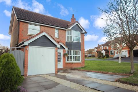 4 bedroom detached house for sale - Austcliff Drive, Solihull