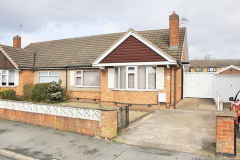 2 bedroom semi-detached bungalow to rent - Norfolk Road, Wigston