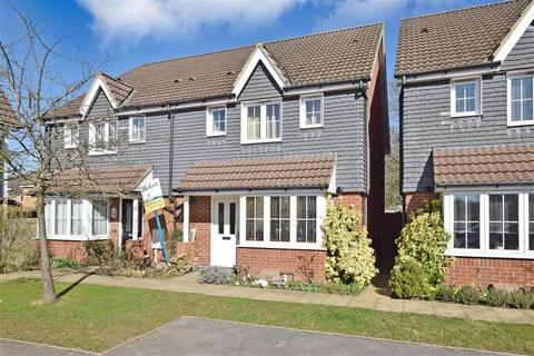 3 bedroom semi-detached house for sale - Roman Way, Boughton Monchelsea, Maidstone, Kent