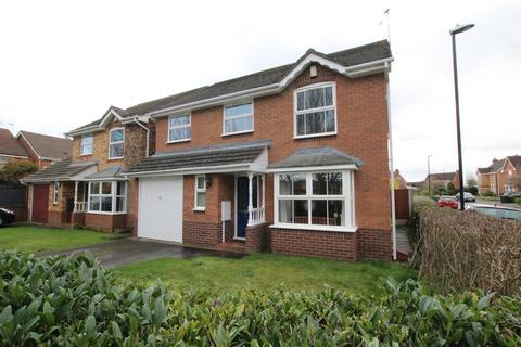 4 bedroom detached house for sale - Kelway, Binley, Coventry