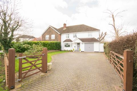 4 bedroom semi-detached house for sale - Hanging Hill Lane, Hutton, Brentwood, Essex, CM13