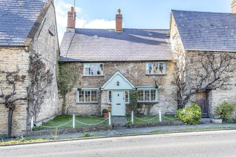 3 bedroom cottage for sale - Roundtown, Aynho, OX17