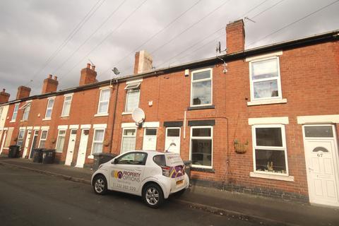 3 bedroom terraced house for sale - Holcombe Street, Derby, Derbyshire, DE23