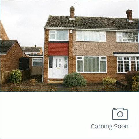 3 bedroom semi-detached house to rent - Cedar Road, Marton, Middlesbrough TS7