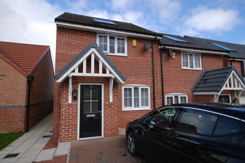 2 bedroom semi-detached house for sale - Old School Drive, Lemington