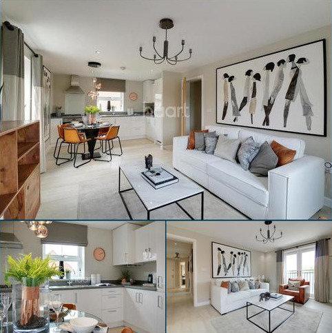 2 bedroom flat for sale - Ifould Crescent, Montague Park, Wokingham
