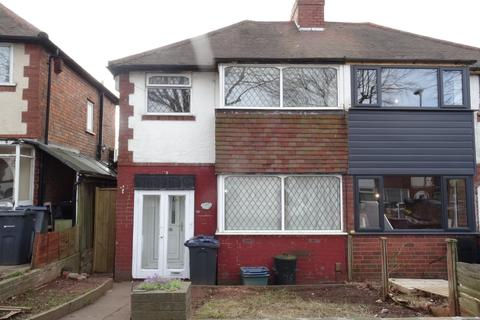 3 bedroom semi-detached house to rent - Atlantic Road , Great Barr , Birmingham  B44