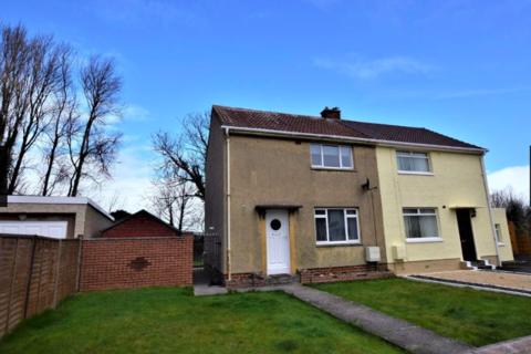 2 bedroom semi-detached house to rent - Lymburn Place, Ayr KA8