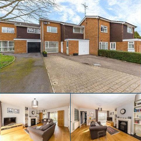 3 bedroom end of terrace house for sale - Eastmoor Park, Harpenden, Hertfordshire