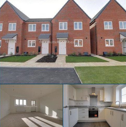 3 bedroom end of terrace house for sale - Lloyd Jones Road, Haslington, Crewe
