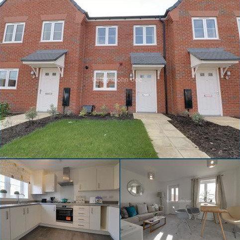 2 bedroom terraced house for sale - Lloyd Jones Road, Haslington, Crewe