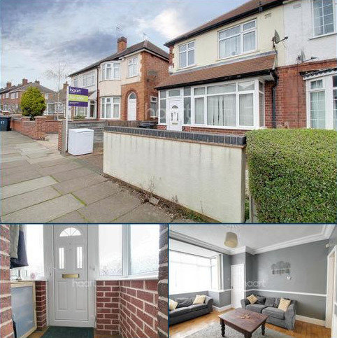 3 bedroom semi-detached house for sale - Burnaston Road, Aylestone