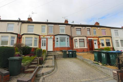 2 bedroom terraced house to rent - Turner Road, Chapelfields