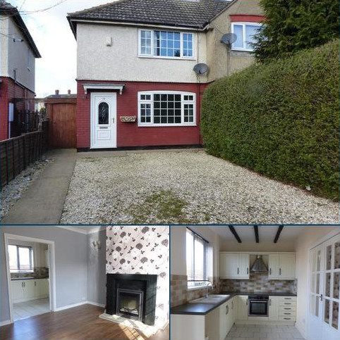 2 bedroom end of terrace house to rent - Kingsway, Goole