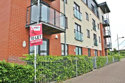 2 bedroom ground floor flat to rent - Westonia House,Newport