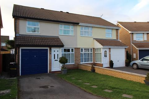 3 bedroom semi-detached house for sale - Smythe Croft, Whitchurch, BS14 0UB