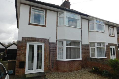 3 bedroom semi-detached house for sale - Windermere Road, Stowmarket