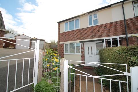 3 bedroom end of terrace house for sale - Overhill, Pill, North Somerset, BS20 0JZ