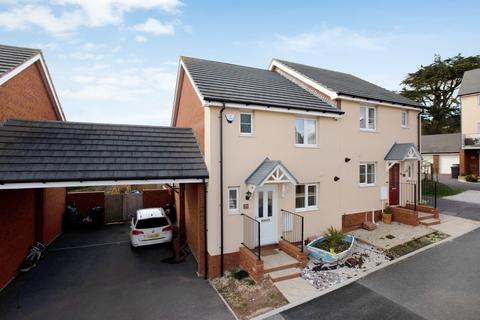 3 bedroom semi-detached house for sale - Triumph Place, Teignmouth