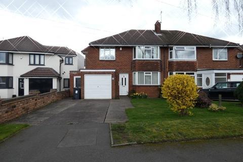 3 bedroom semi-detached house for sale - Ashfurlong Crescent, Sutton Coldfield