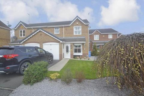 3 bedroom semi-detached house to rent - Lavender Close, Kingswood, Hull