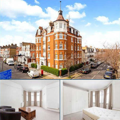 2 bedroom flat for sale - Hurlingham Court Mansions, Hurlingham Road, London, SW6