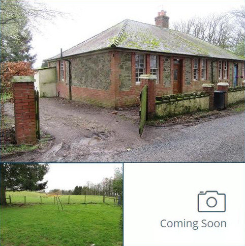 2 bedroom semi-detached bungalow to rent - 2 Whitehallbridge Cottages, Kirkmahoe, Dumfries, DG1