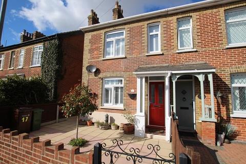 2 bedroom semi-detached house for sale - Naze Park Road, Walton On The Naze