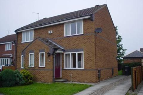 2 bedroom semi-detached house to rent - 51 Cawthorne Drive