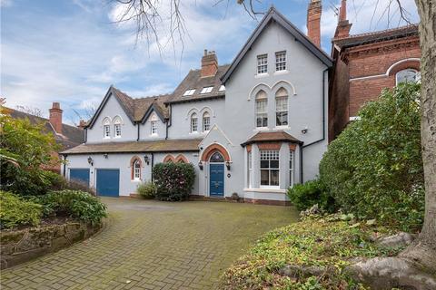 6 bedroom detached house for sale - Barlows Road, Edgbaston, Birmingham, B15