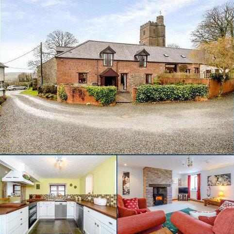 3 bedroom semi-detached house for sale - Court Barton, Bratton Clovelly, Okehampton, Devon