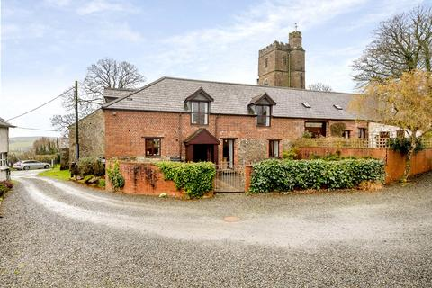 3 bedroom semi-detached house for sale - Court Barton, Bratton Clovelly, Okehampton, Devon