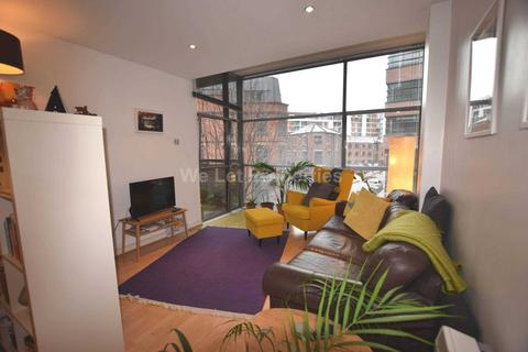 1 bedroom apartment to rent - Deansgate Quay, Deansgate