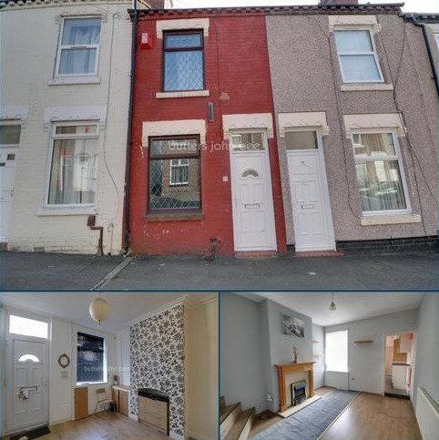 3 bedroom terraced house to rent - Portland Street, ST1
