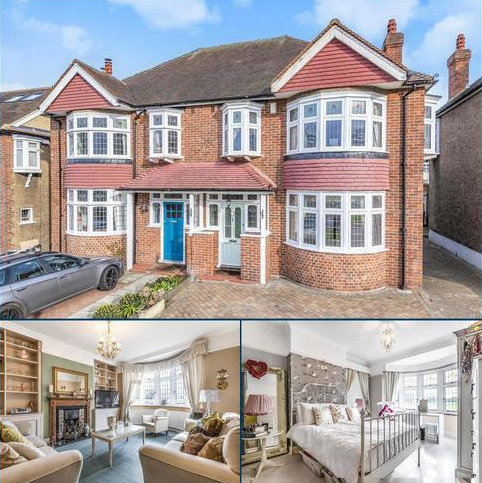 3 bedroom semi-detached house for sale - Cannon Hill Lane, Raynes Park