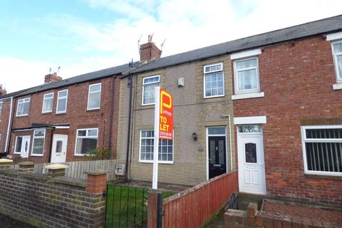 3 bedroom terraced house to rent - Park Road, Ashington, Northumberland, NE63 8DZ