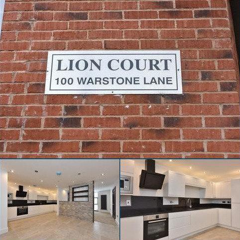 3 bedroom flat for sale - Lion Court, 100 Warstone Lane, Birmingham, West Midlands, B18