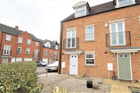 3 bedroom end of terrace house for sale - Armstrong Way, Rawcliffe, YO30
