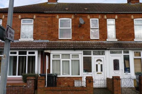 3 bedroom terraced house to rent - Kimbolton Road, Higham Ferrers, NN10 8HL