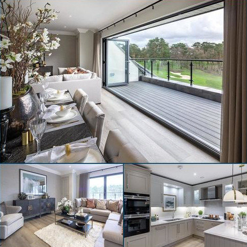 3 bedroom flat for sale - Golf Drive, Camberley, Surrey, GU15