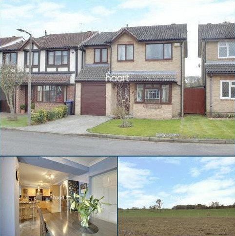 4 bedroom detached house for sale - Fircroft Drive, Nottingham