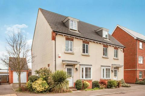 4 bedroom semi-detached house for sale - Tucker Drive, Witham