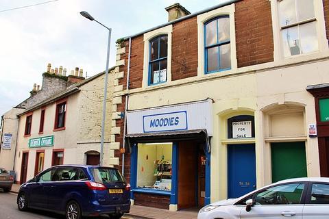 Mixed use for sale - 'Moodies' 56/58 Hanover Street, Stranraer DG9