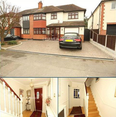 4 bedroom semi-detached house for sale - Oak Lodge, Chigwell