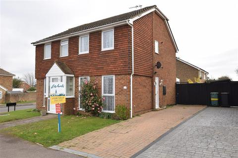 2 bedroom semi-detached house for sale - Park Way, Coxheath, Maidstone, Kent