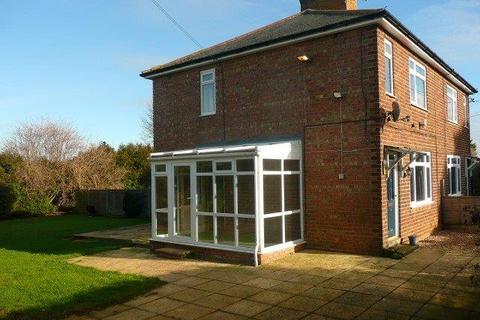 3 bedroom semi-detached house to rent - Grange Farm Cottage, Farndish Road, Irchester NN29